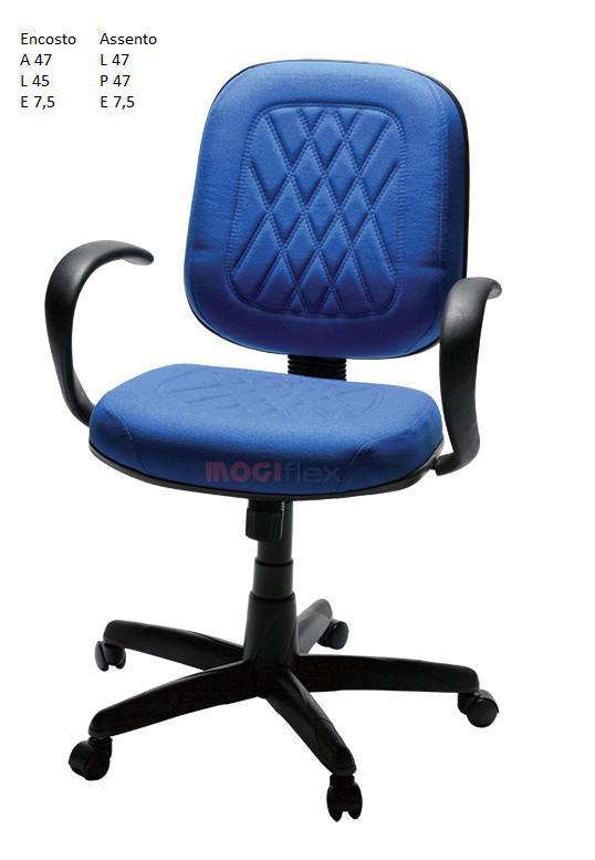 Cadeira de aço para escritório
