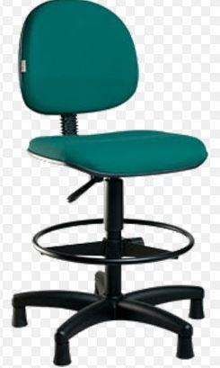 Cadeira executiva com lamina giratoria